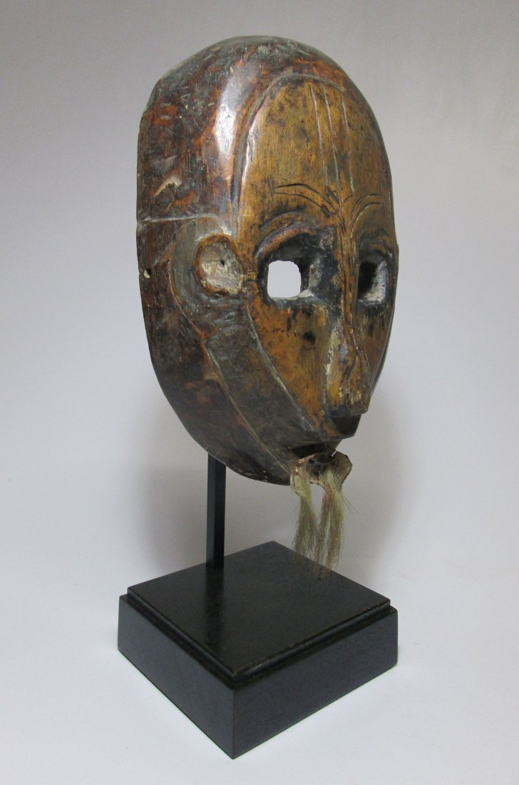 Authentic Old FANG N'gil African mask