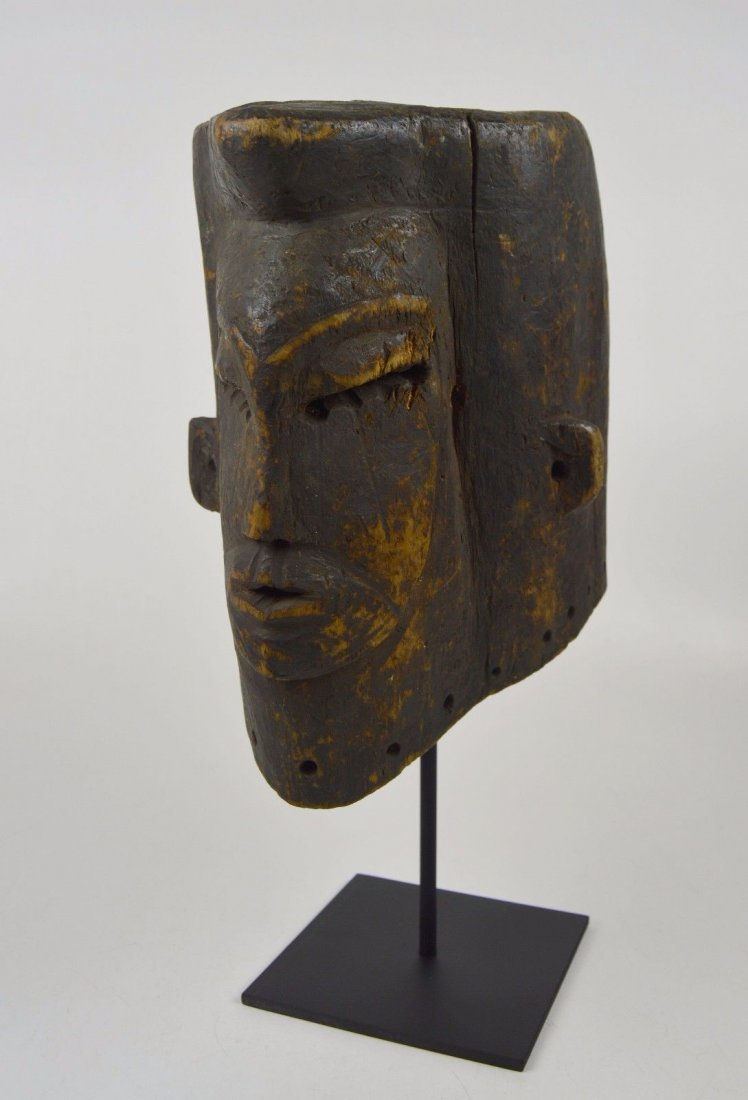 Important and Rare Old Kaguru Mask from Tanzania