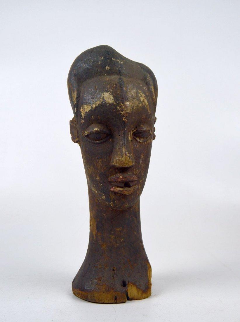A Fine Idoma headdress, African Tribal Art