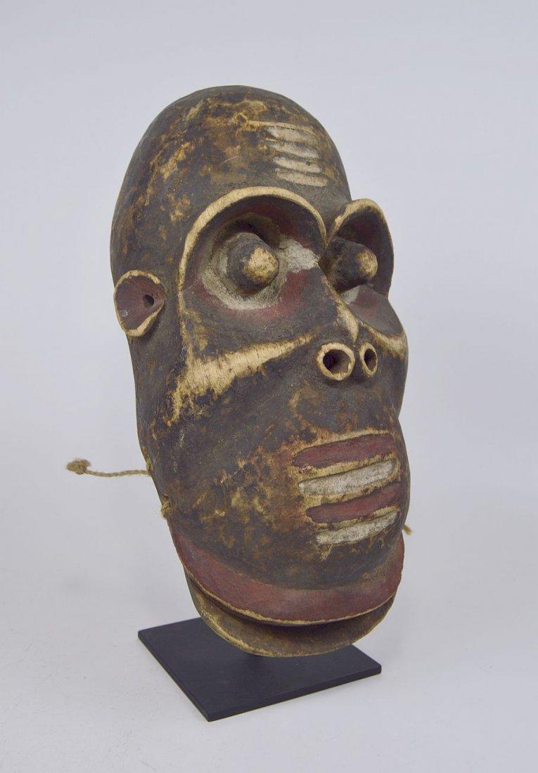 Fascinating old Ibibio Gorilla Mask, African Art