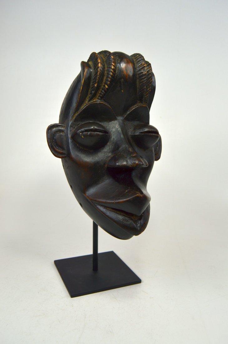 A Whimsical Dan Bassa African mask - 2