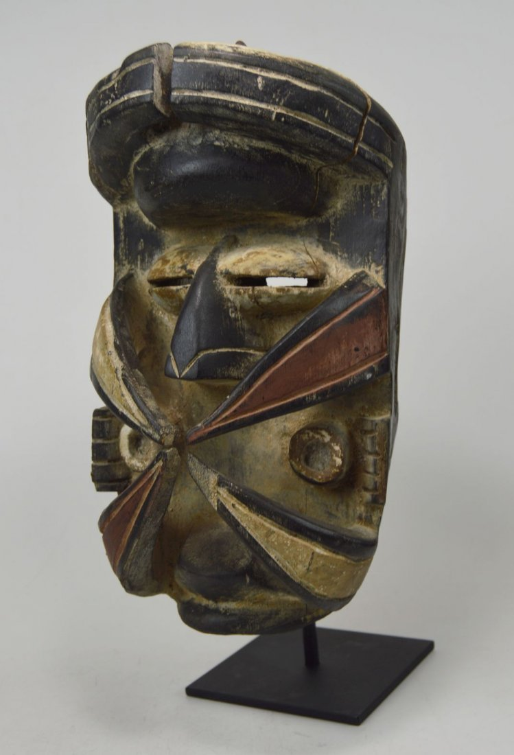 Bold & Powerful Gere peoples Mask, African Art