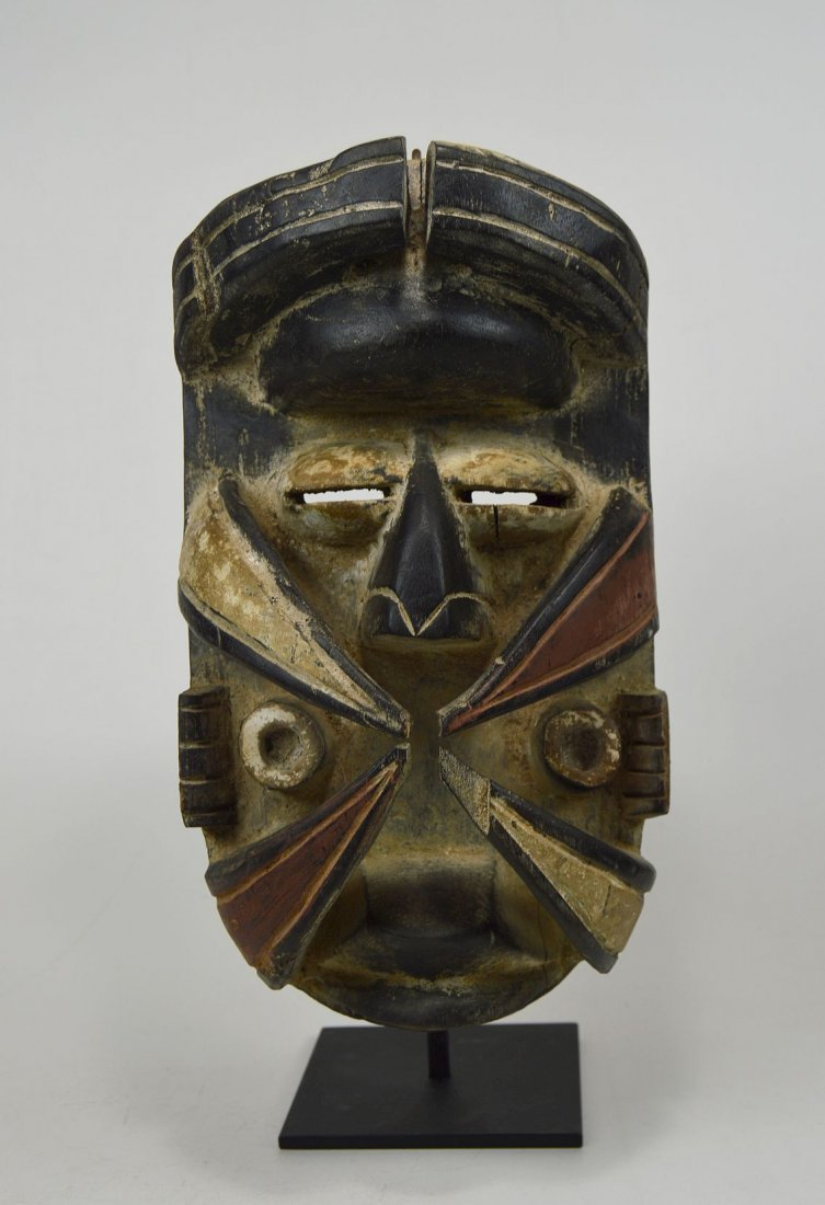 Bold & Powerful Gere peoples Mask, African Art - 2