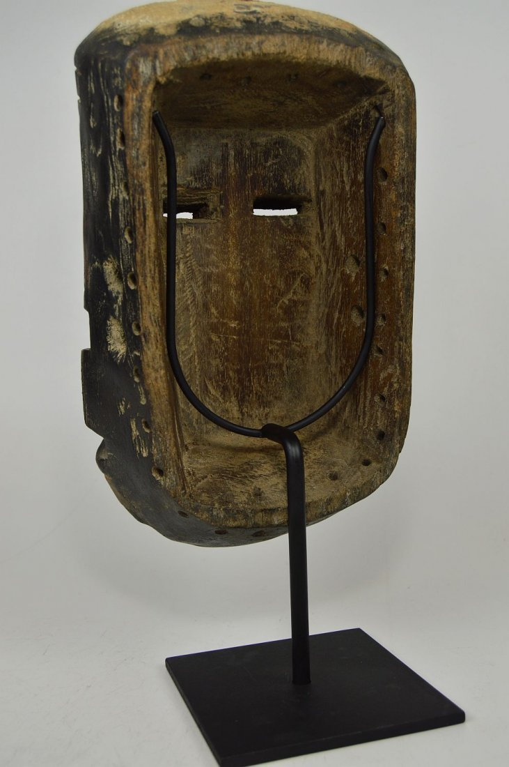 Bold & Powerful Gere peoples Mask, African Art - 7
