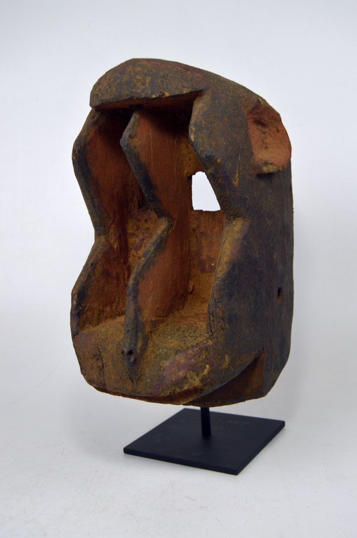 A Highly Stylized Dogon Monkey mask, African Art