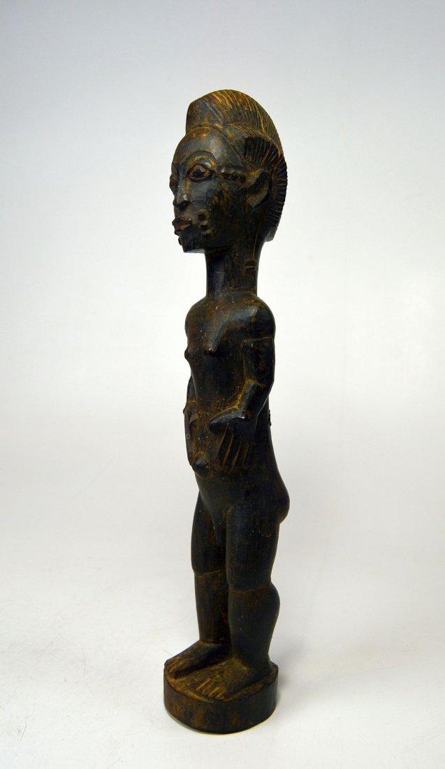 A Fine Baule Blolo Bian Spirit Husband African Art - 2