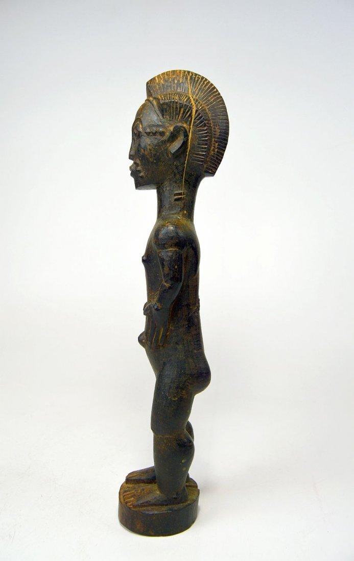 A Fine Baule Blolo Bian Spirit Husband African Art - 4