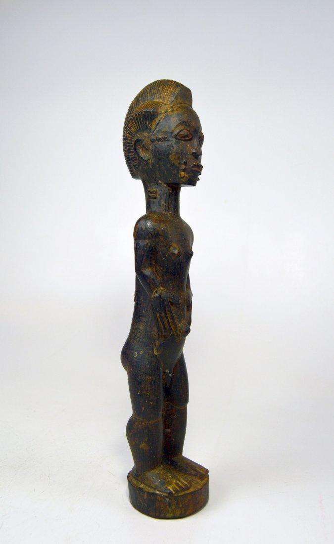 A Fine Baule Blolo Bian Spirit Husband African Art - 7