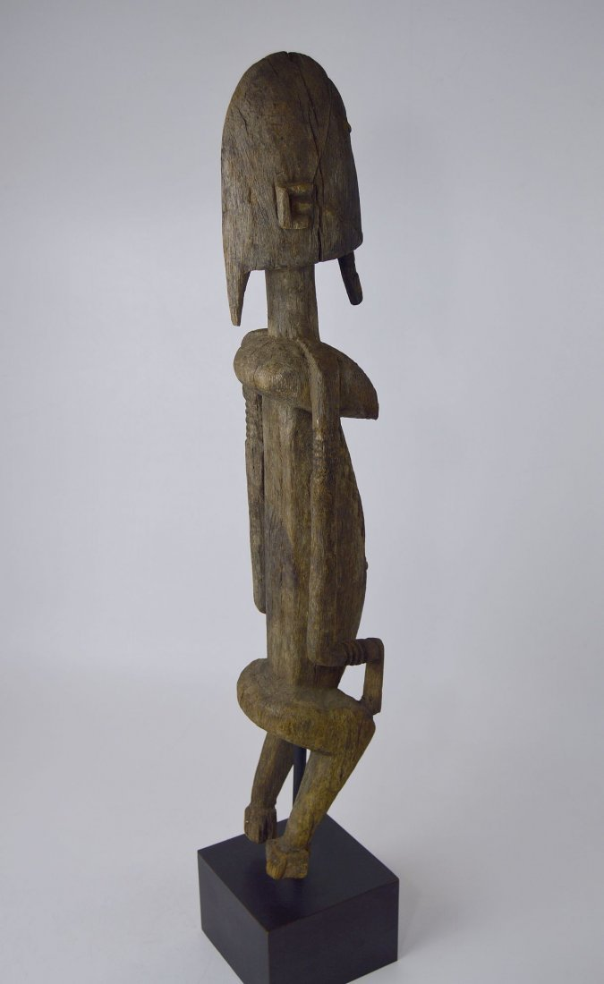 Old Dogon Female sculpture of Ya Kamma,  African Art - 10