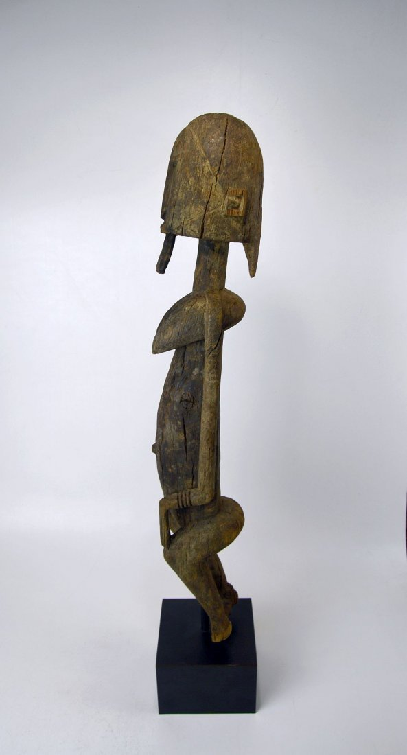 Old Dogon Female sculpture of Ya Kamma,  African Art - 2