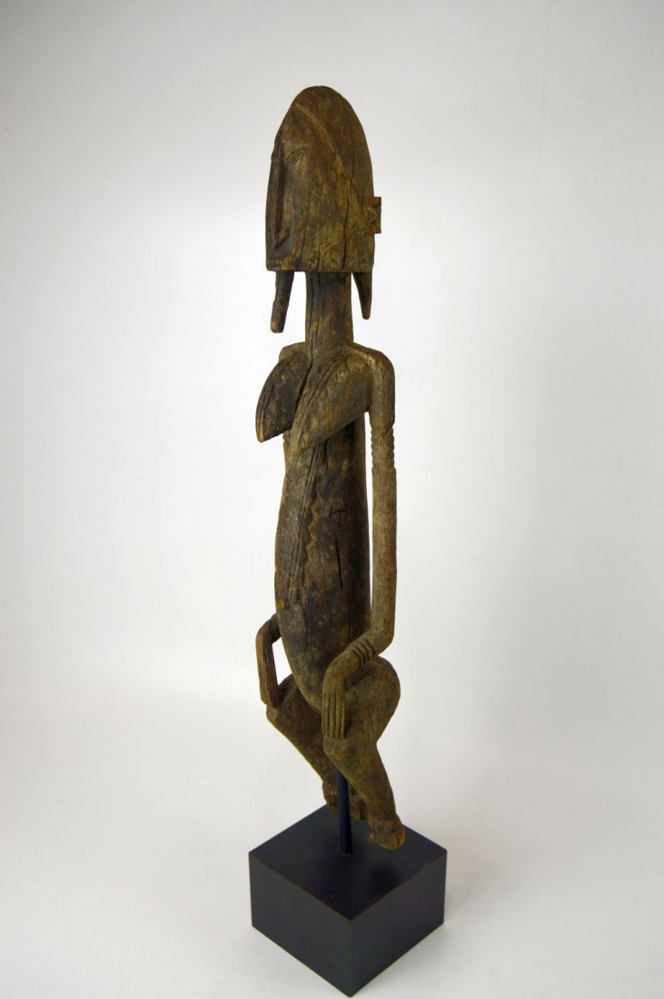 Old Dogon Female sculpture of Ya Kamma,  African Art - 3