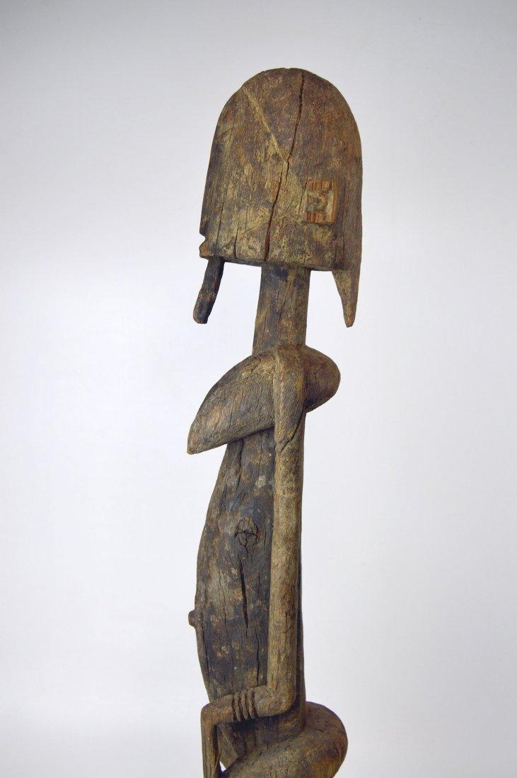 Old Dogon Female sculpture of Ya Kamma,  African Art - 4