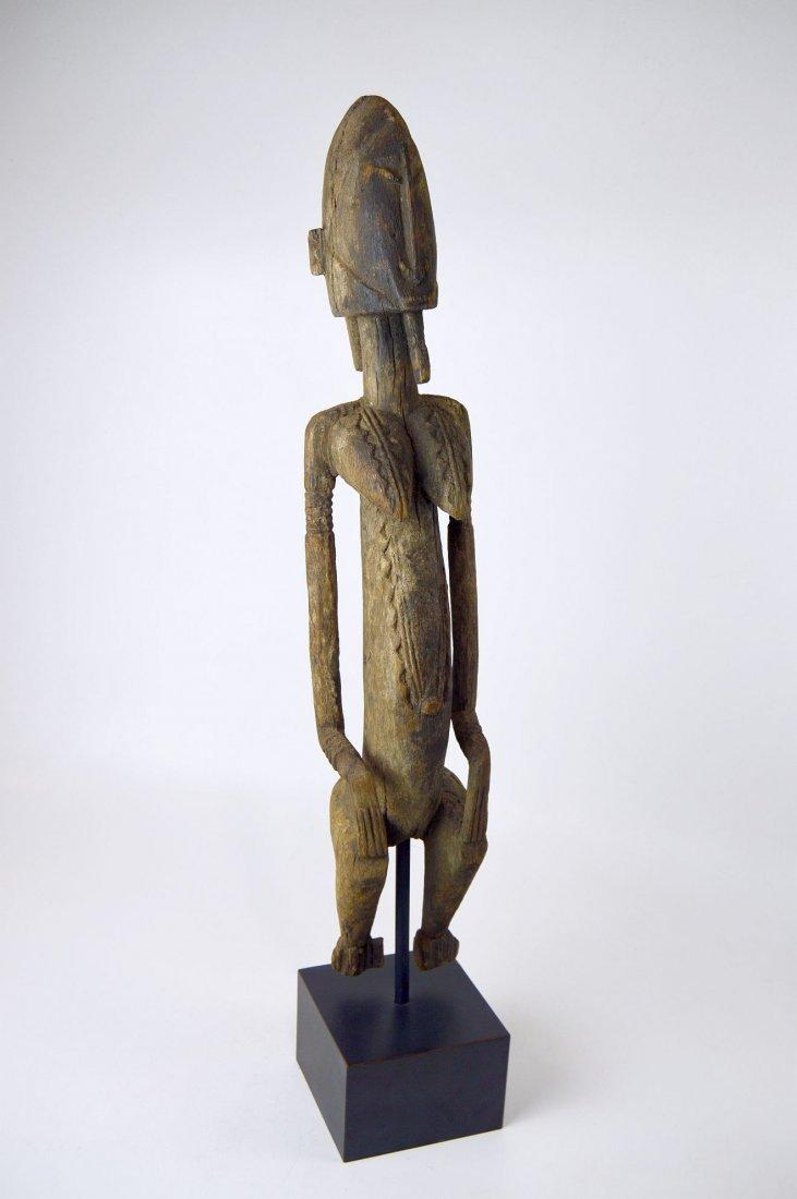 Old Dogon Female sculpture of Ya Kamma,  African Art - 5