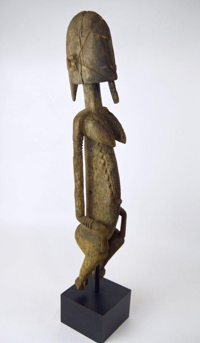 Old Dogon Female sculpture of Ya Kamma,  African Art - 6