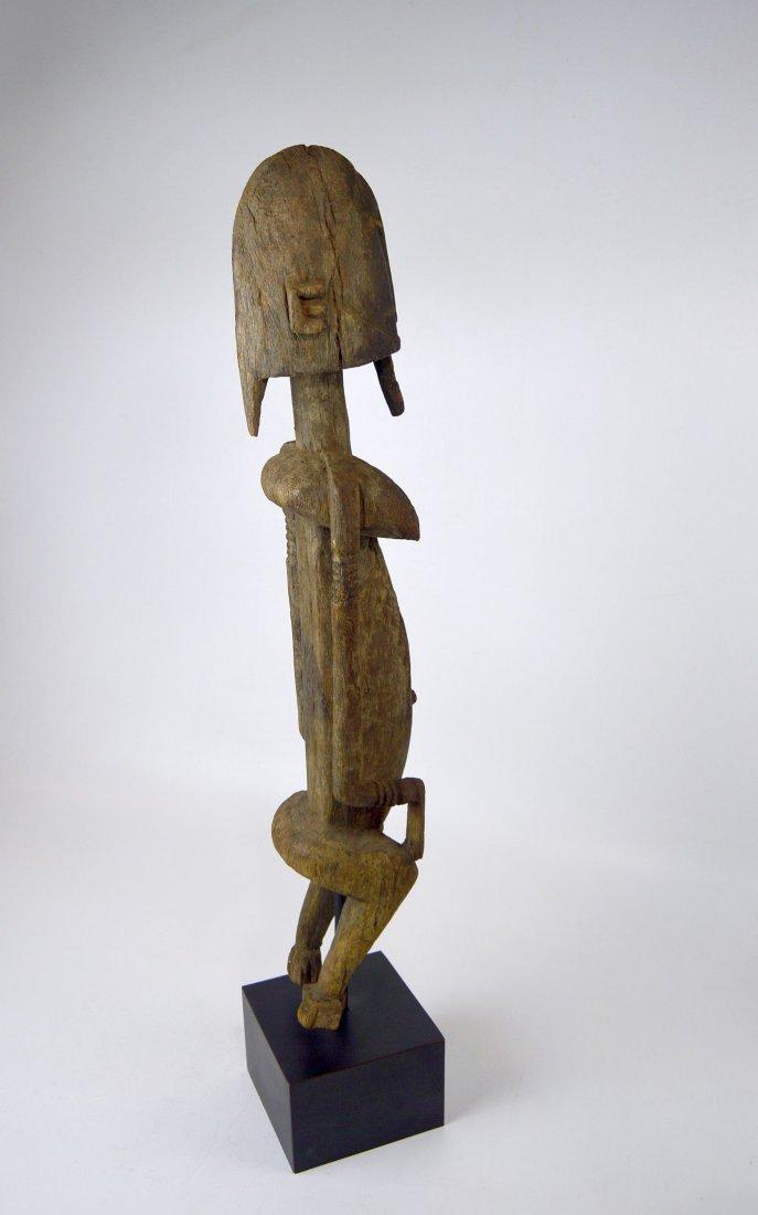 Old Dogon Female sculpture of Ya Kamma,  African Art - 7