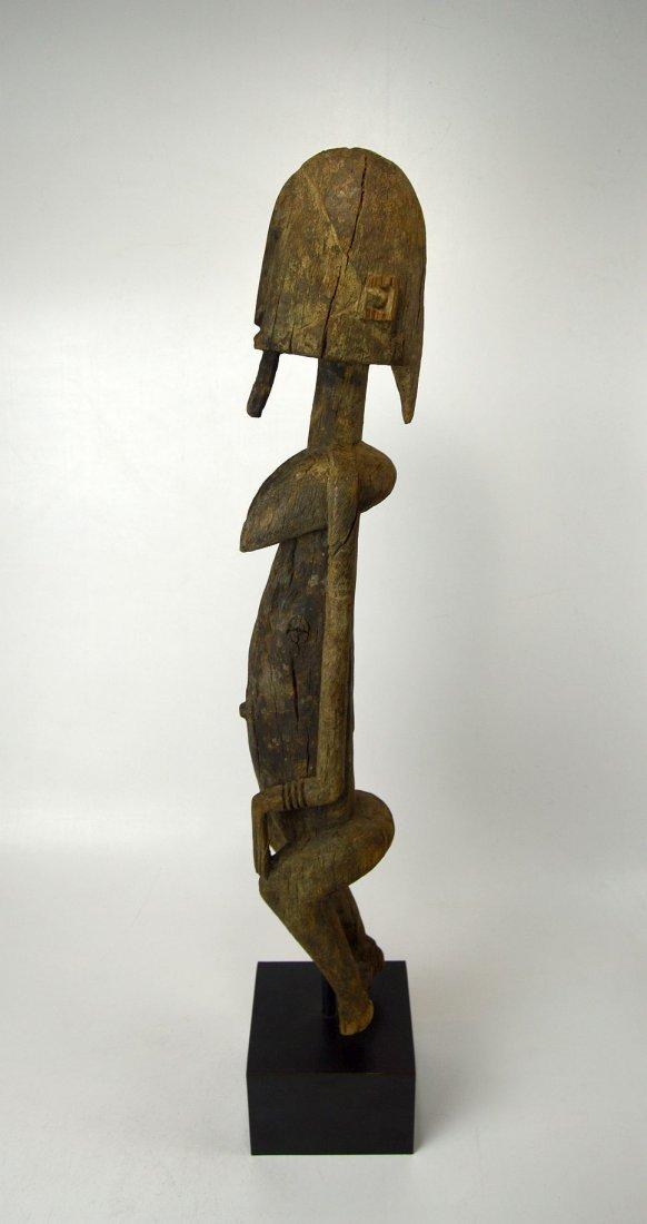 Old Dogon Female sculpture of Ya Kamma,  African Art - 8