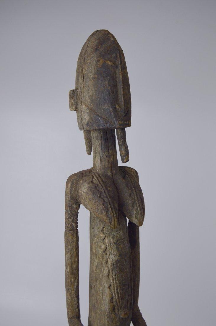 Old Dogon Female sculpture of Ya Kamma,  African Art - 9