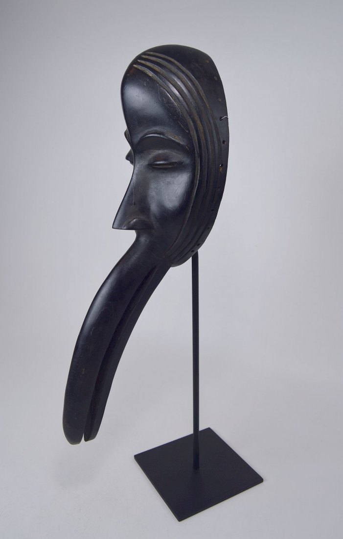 A Very Fine old Dan Gagon African mask - 2