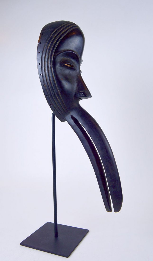 A Very Fine old Dan Gagon African mask - 3