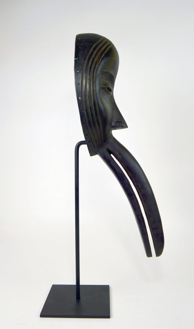 A Very Fine old Dan Gagon African mask - 4