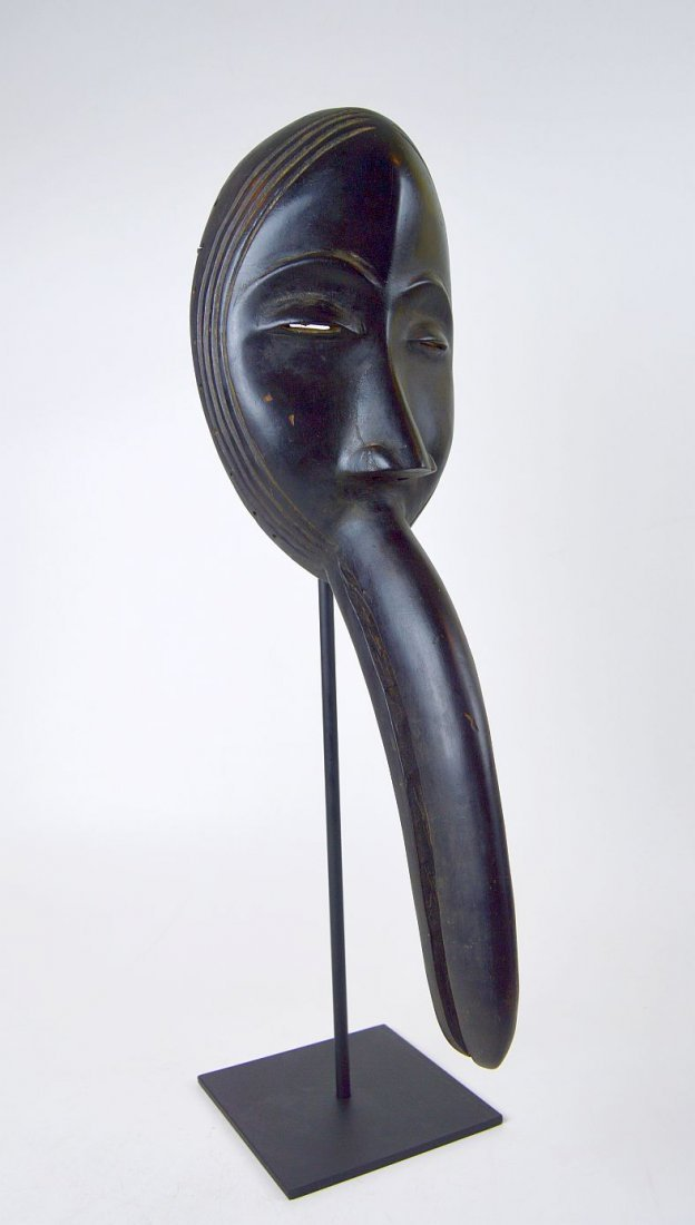 A Very Fine old Dan Gagon African mask - 5