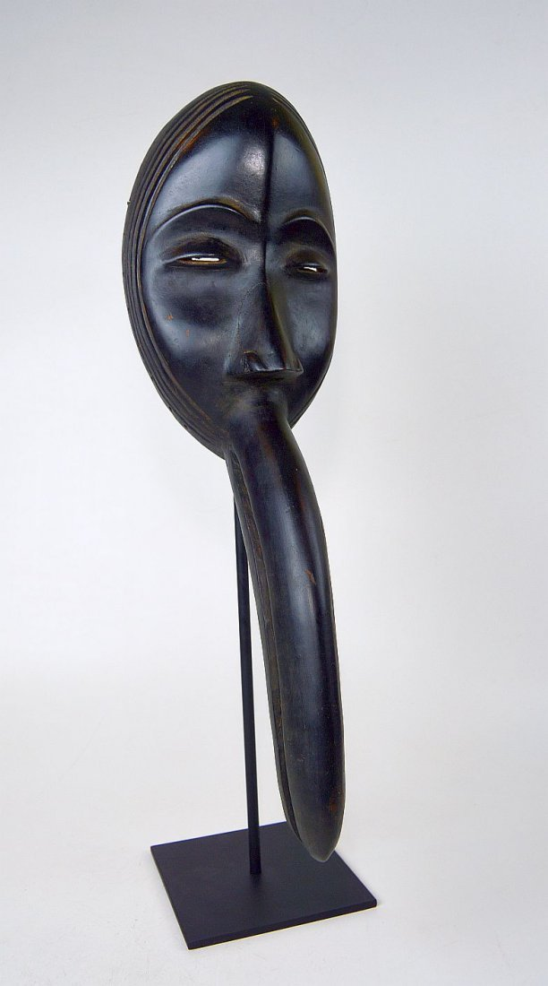 A Very Fine old Dan Gagon African mask - 6