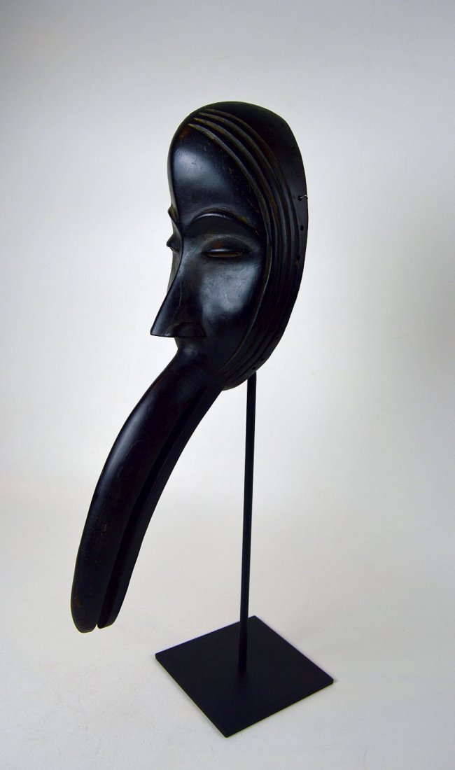 A Very Fine old Dan Gagon African mask - 7