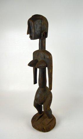 A Tall Bamana Jo female sculpture African Art