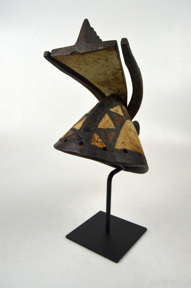 A Fine Mossi Avian Cap mask, African mask,African Art - 6