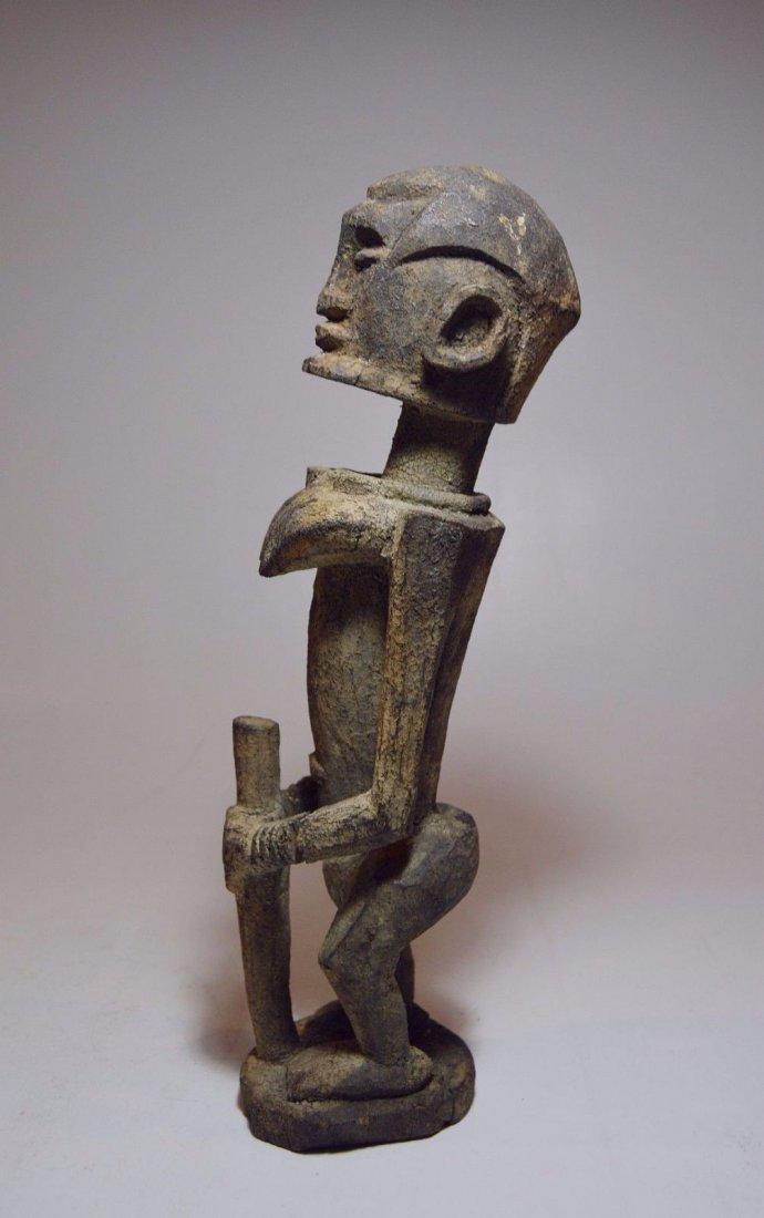 DOGON female ancestor sculpture, African Tribal Art