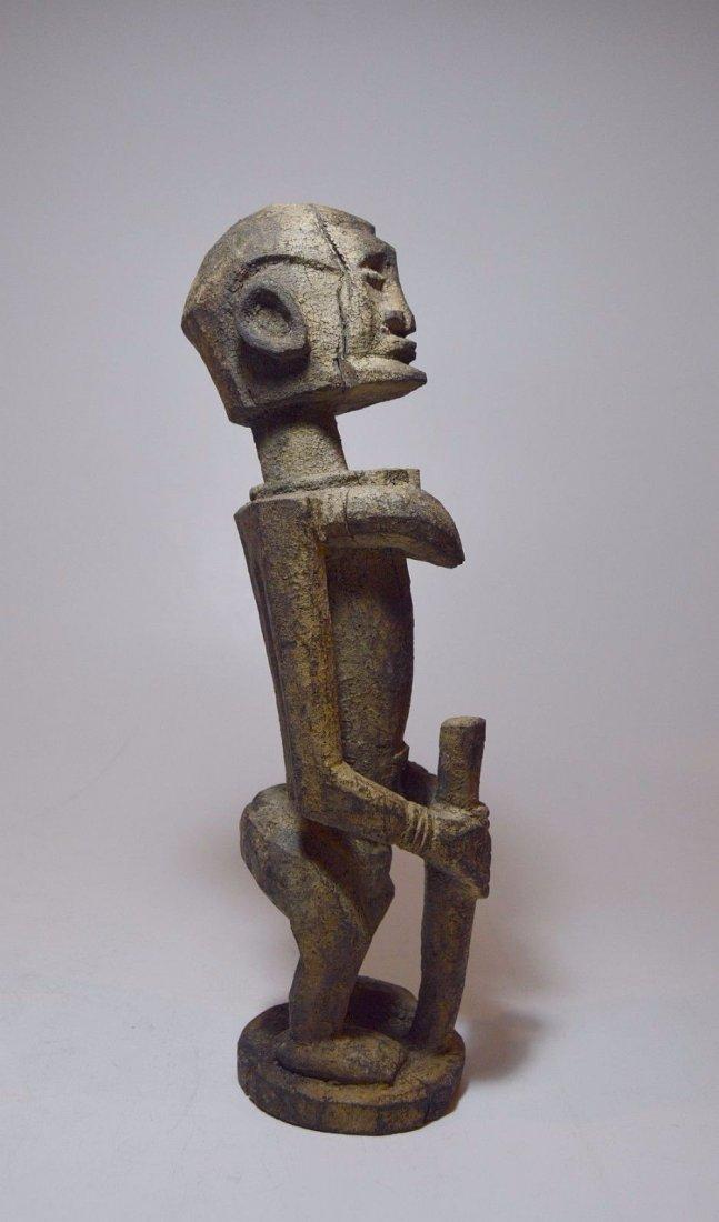 DOGON female ancestor sculpture, African Tribal Art - 2