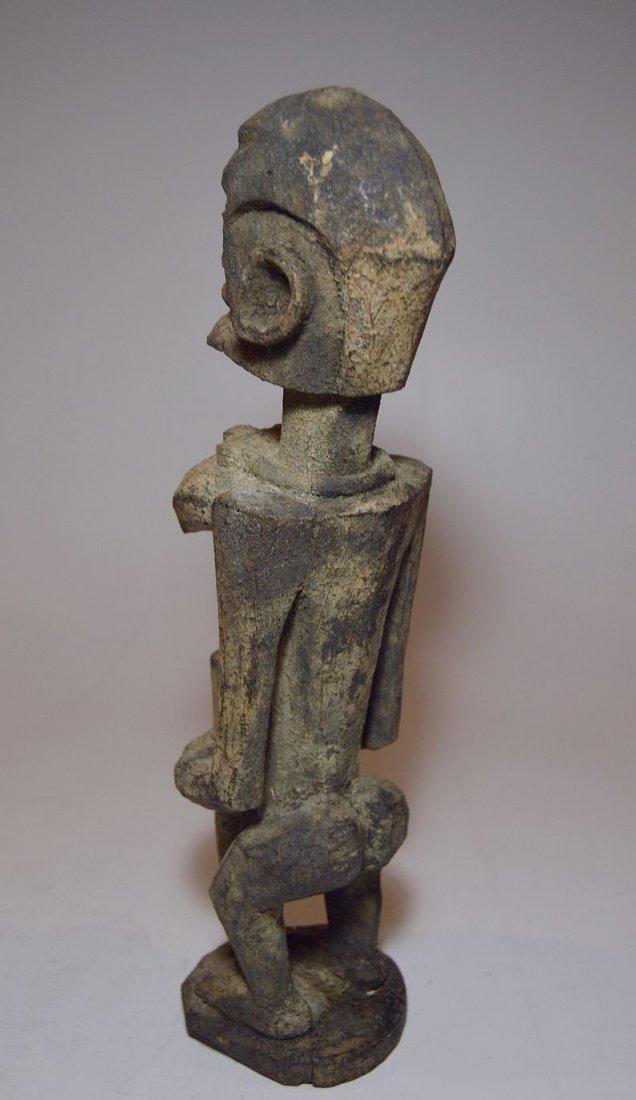 DOGON female ancestor sculpture, African Tribal Art - 4