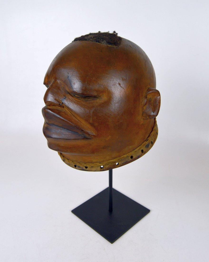 A Makonde Lipico Initiation mask, African Art - 2