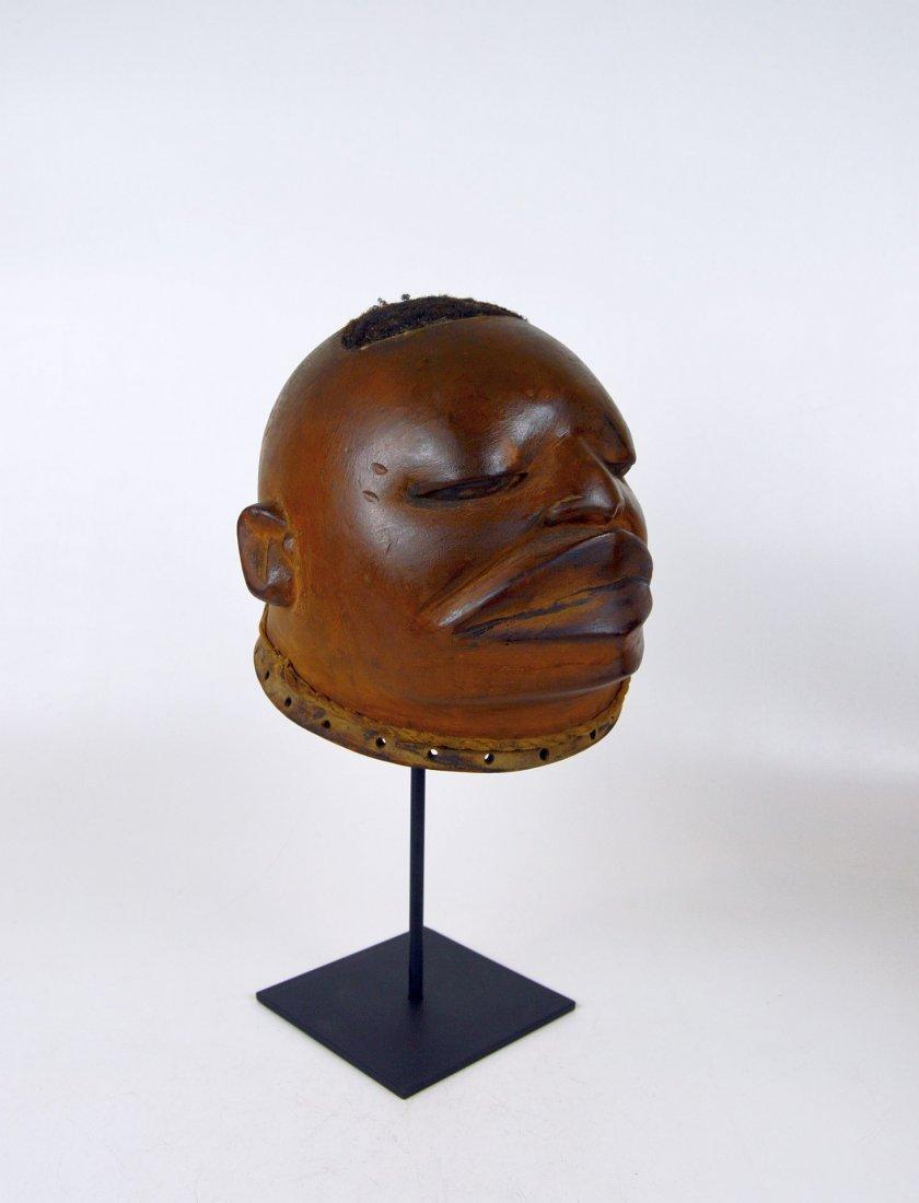 A Makonde Lipico Initiation mask, African Art - 5