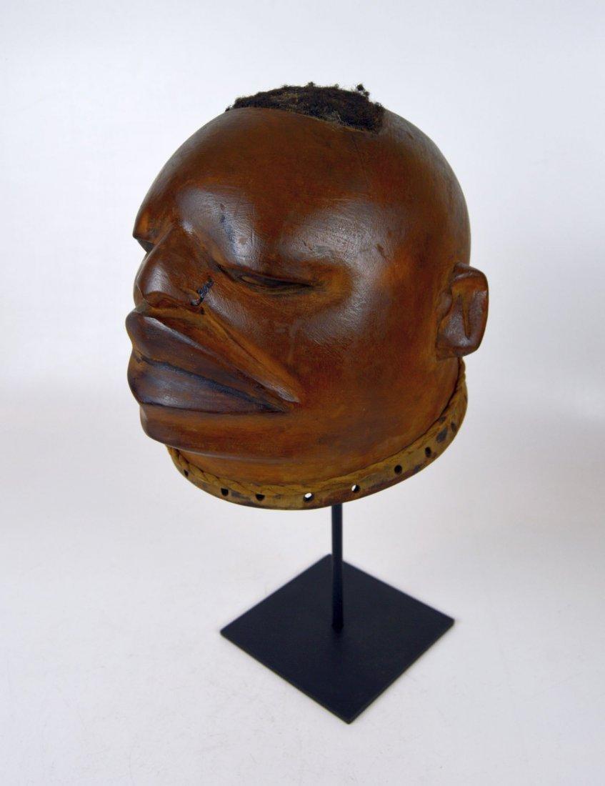 A Makonde Lipico Initiation mask, African Art - 6
