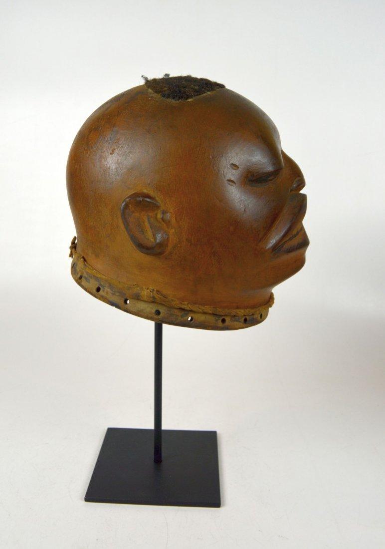 A Makonde Lipico Initiation mask, African Art - 7