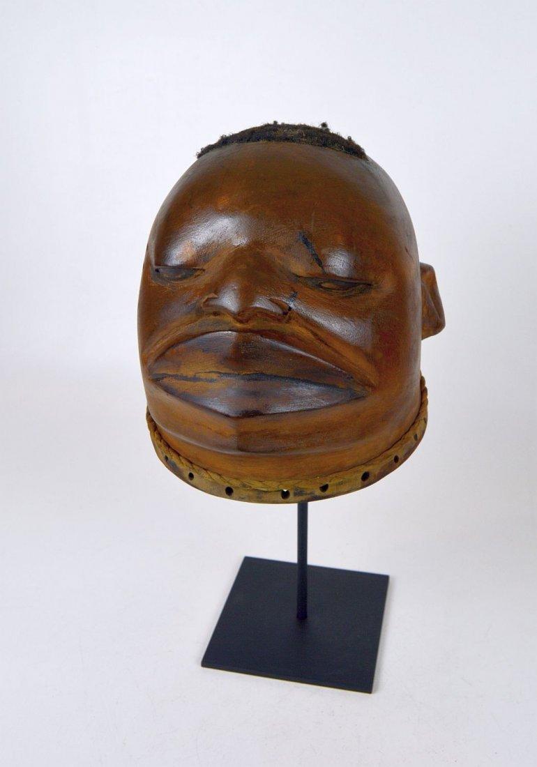 A Makonde Lipico Initiation mask, African Art - 8