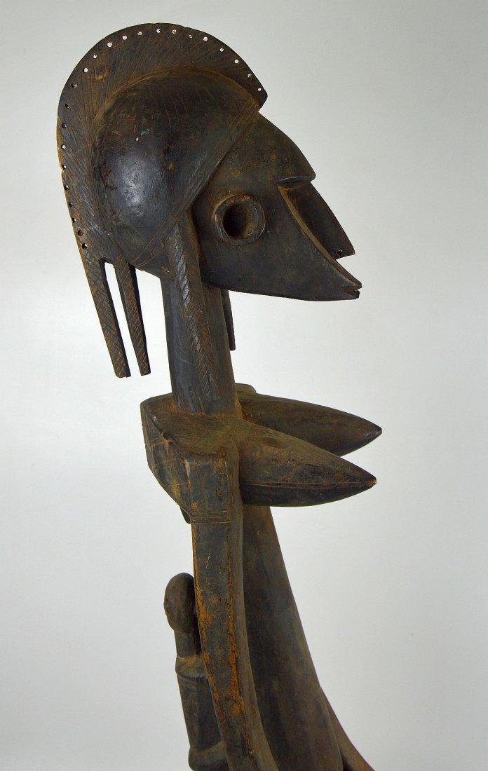 Fine Bamana Jo Society Maternity sculpture African Art - 3