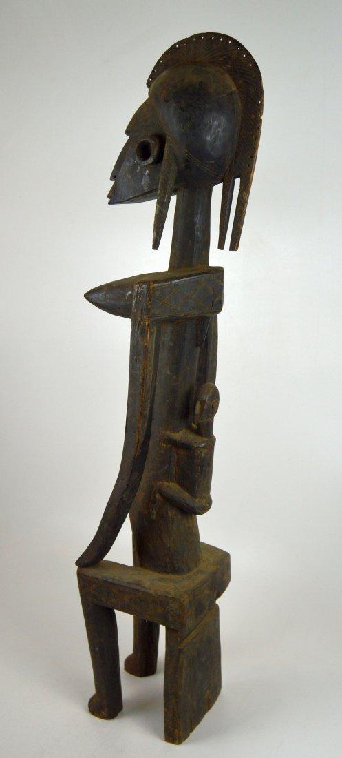 Fine Bamana Jo Society Maternity sculpture African Art - 6