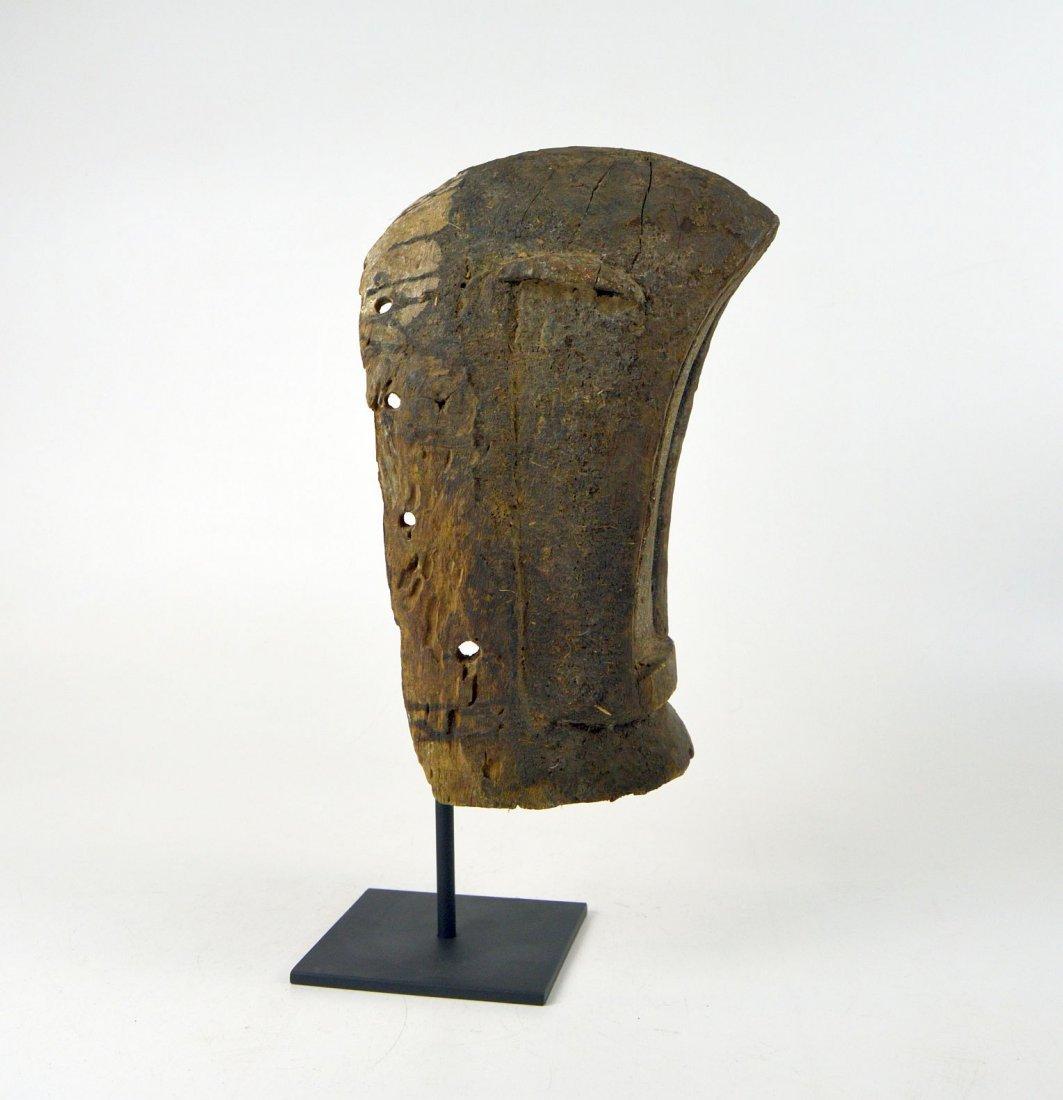 Old Dogon Dege Black Monkey mask, African Art - 3