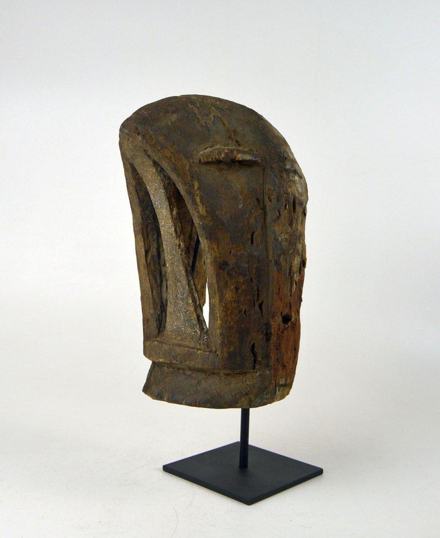 Old Dogon Dege Black Monkey mask, African Art - 4
