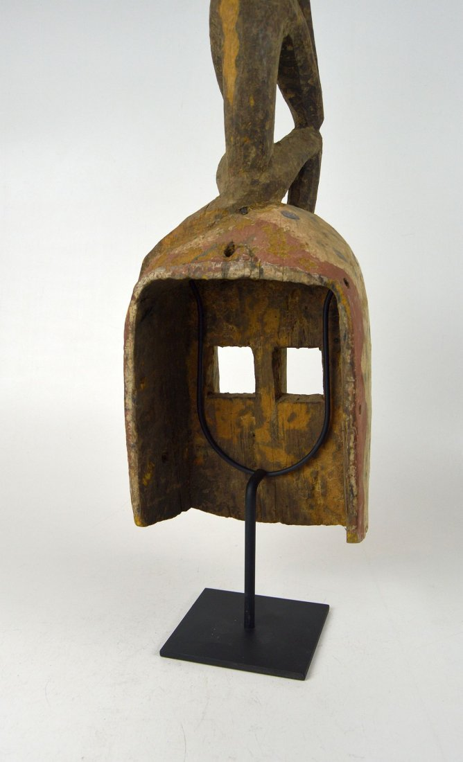 A Fine old Dogon Monkey mask, African Art - 8