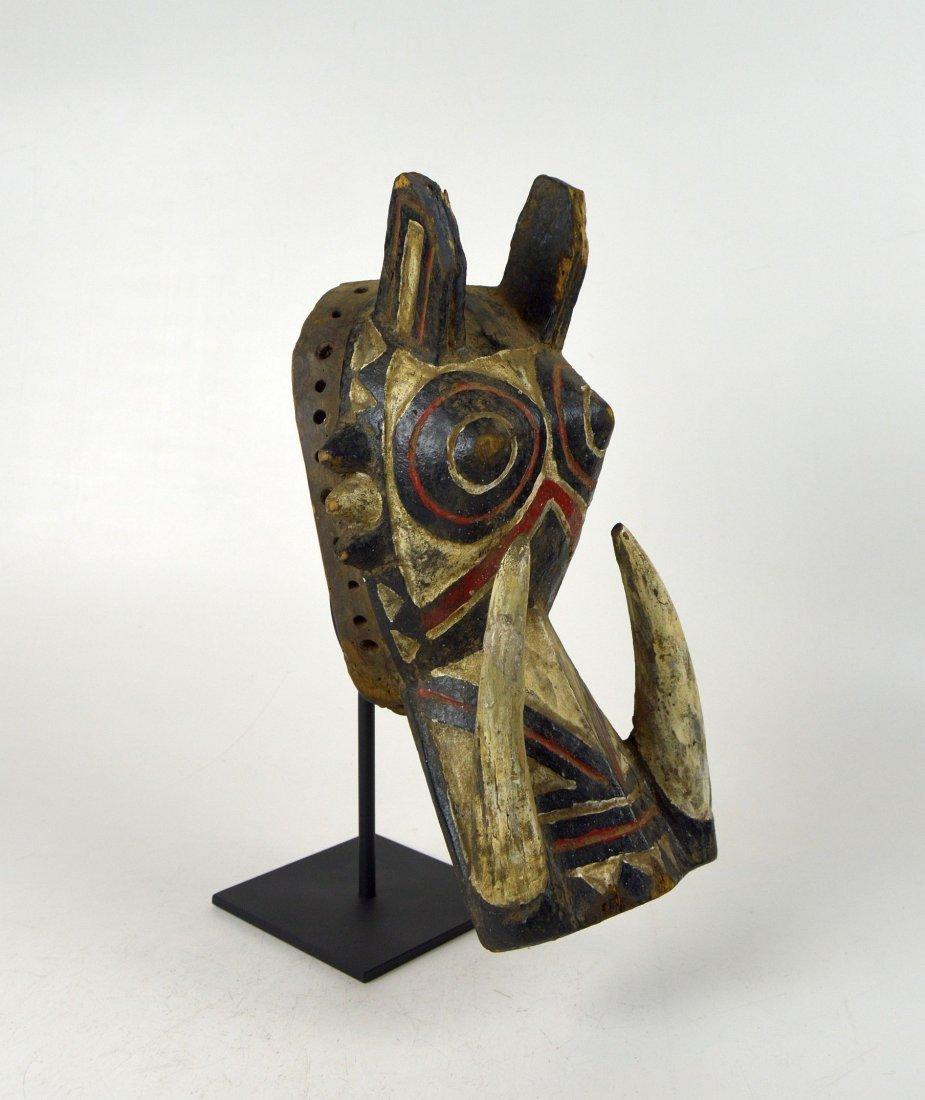 NUNUMA or WINIAMA Warthog Mask African Art