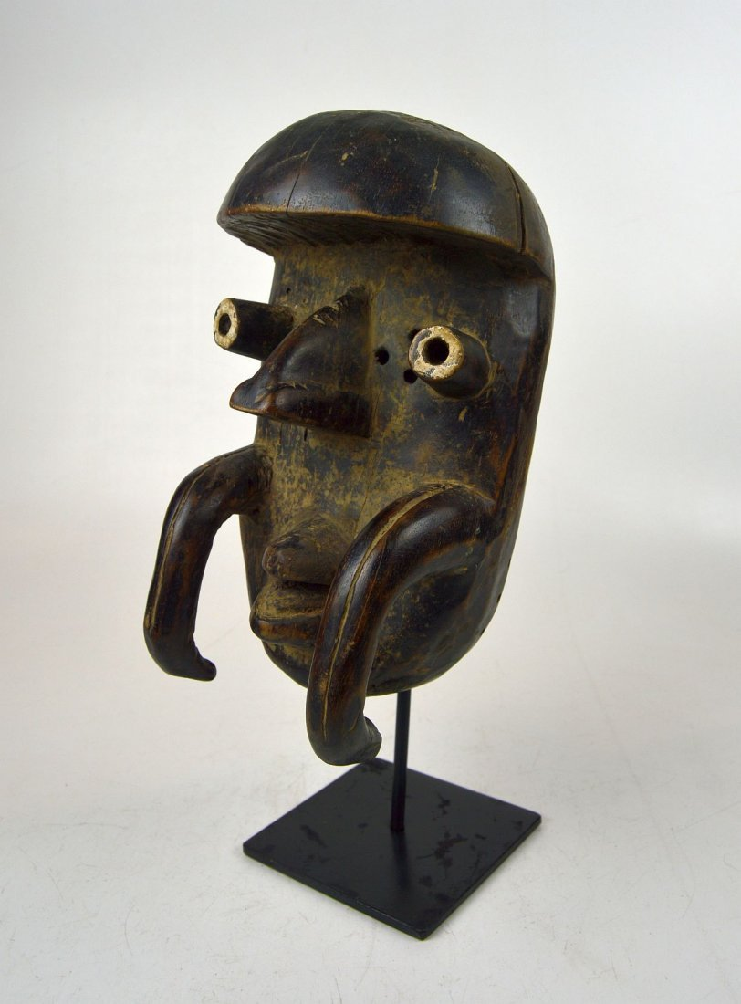 Old Bete African mask, African Art