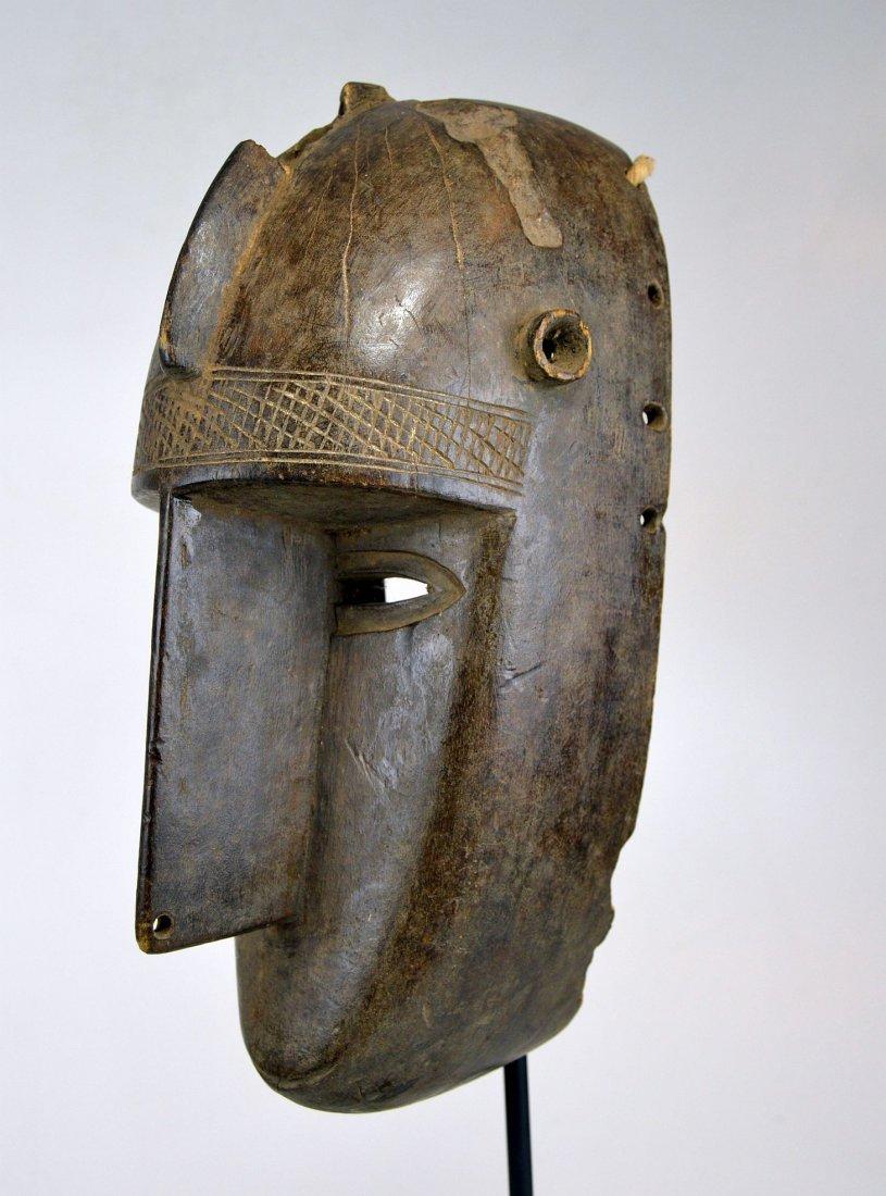 Old Malinke Dance mask, African Mask