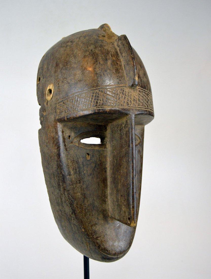 Old Malinke Dance mask, African Mask - 3