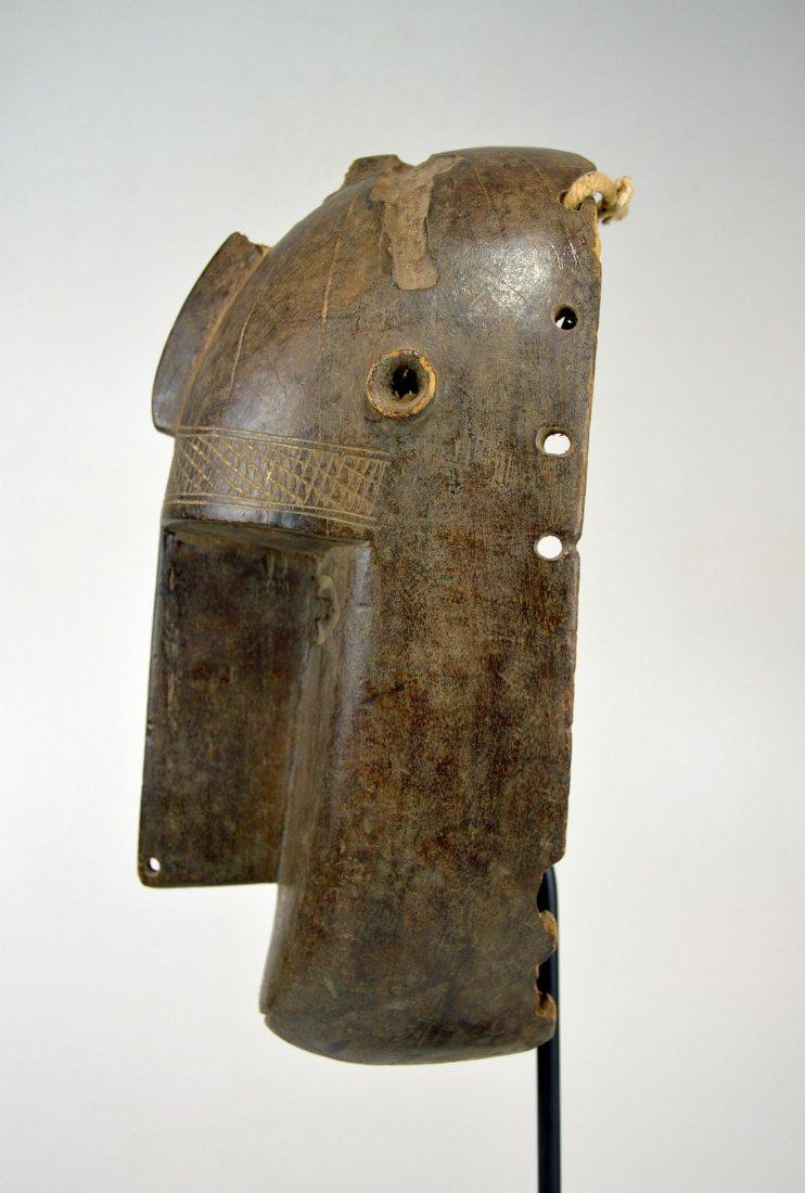 Old Malinke Dance mask, African Mask - 5