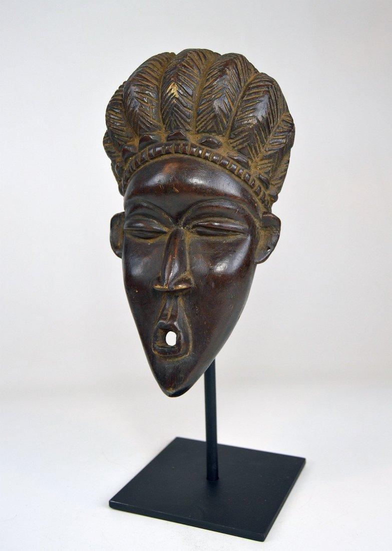 A Fine Vintage Dan Bassa Mask, African Art