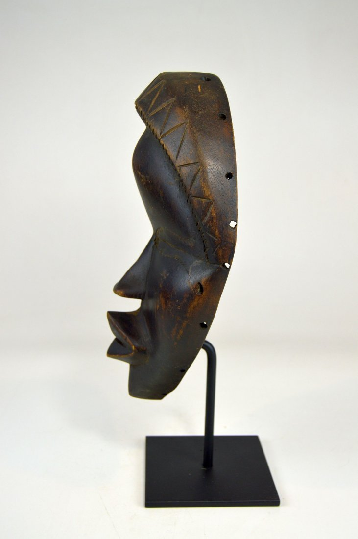 Sweet & Serene Old Dan African Mask - 6