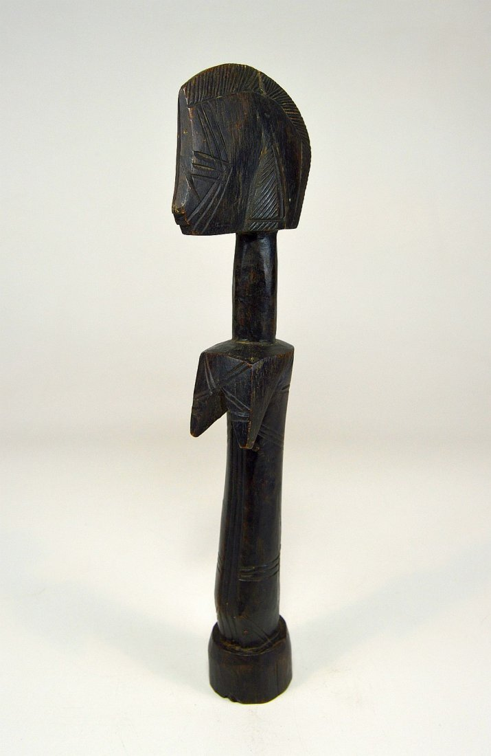 Vintage Mossi Bigga fertility doll, African Art
